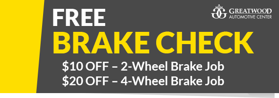 Brake Check Coupons >> Coupons Greatwood Automotive